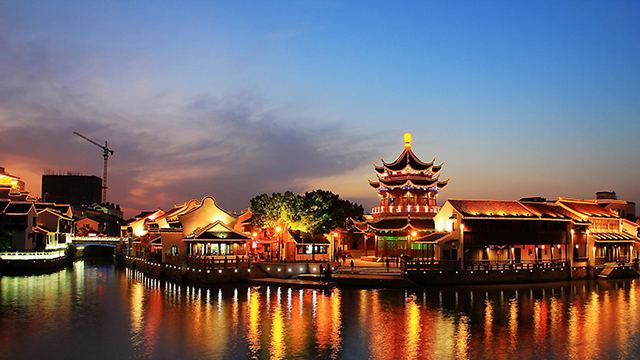 Top 10 Richest Cities in China-suzhou
