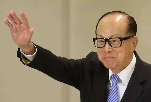 Top 12 Rich List in China in 2018-Li Ka-shing
