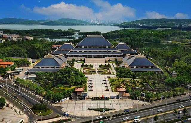 15 Famous Museums in China-Hubei Provincial Museum