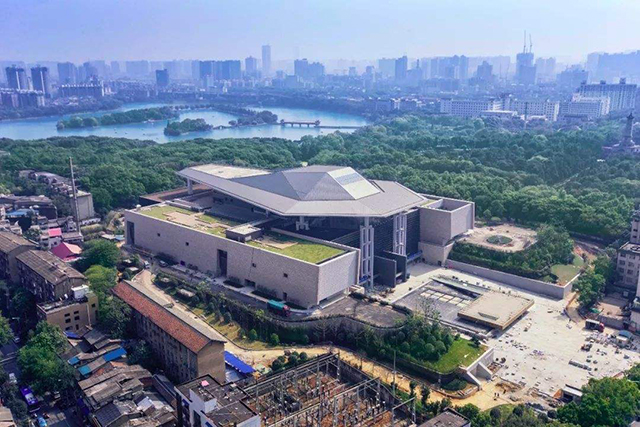 15 Famous Museums in China-Hunan Provincial Museum