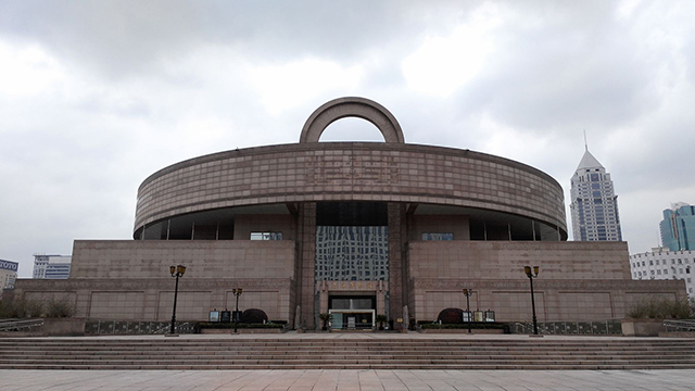 15 Famous Museums in China-ShangHai museum