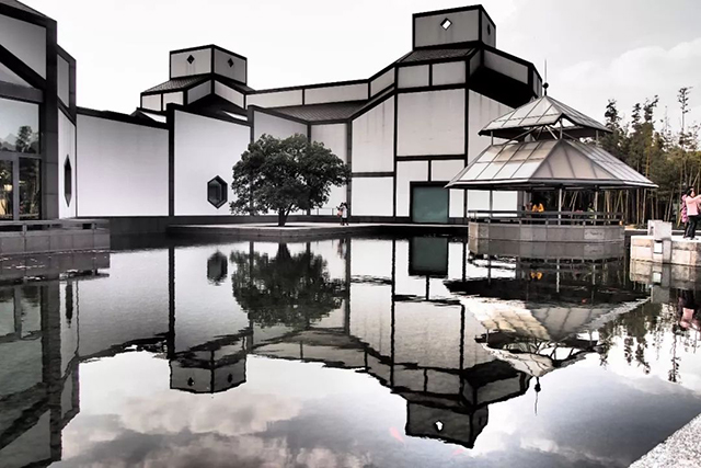 15 Famous Museums in China-Suzhou Museum