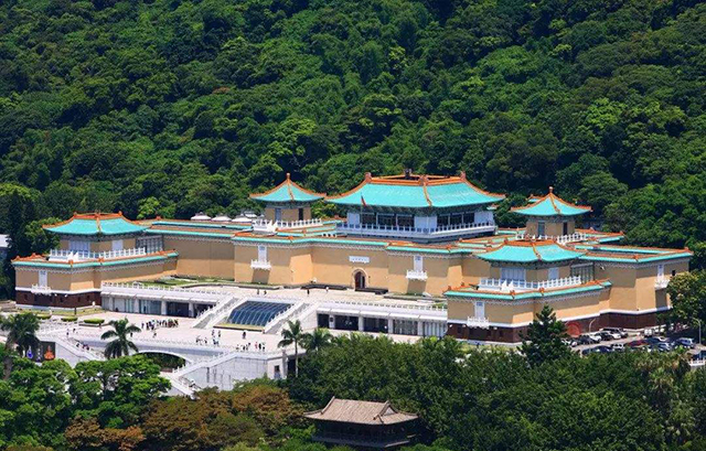 15 Famous Museums in China-Taipei National Palace Museum