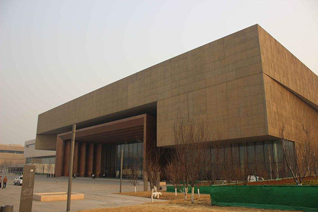 15 Famous Museums in China-Tianjin Museum