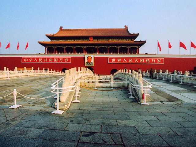 Top 10 City Squares in China