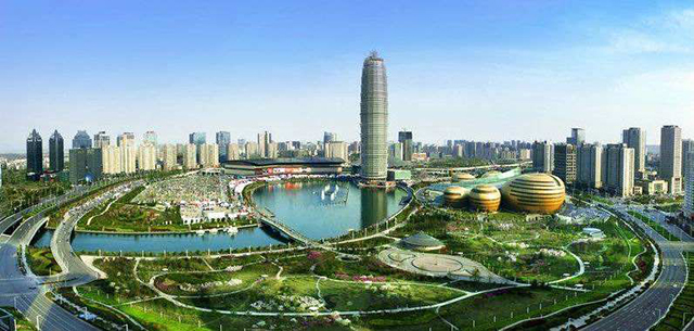 China's New First-tier Cities in 2019-Zhengzhou