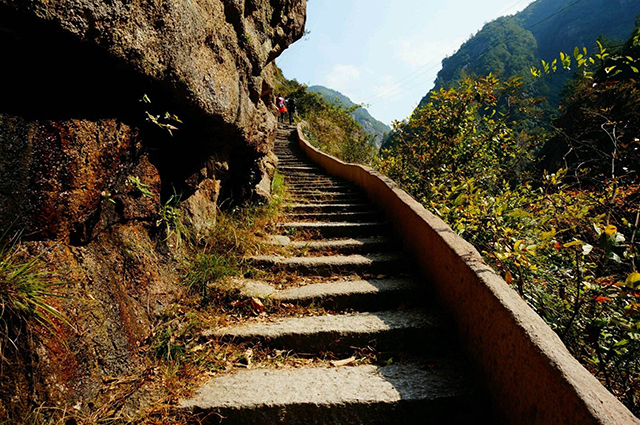 Top 10 Famous Ancient Roads in China-Huihang Ancient Road