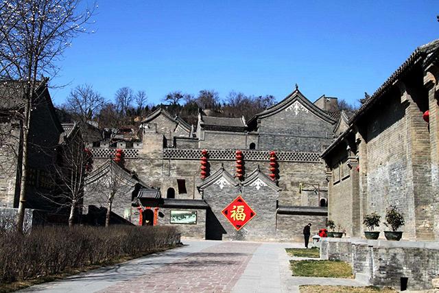 Top 10 Manor in China-Henan Kangbaiwan Manor
