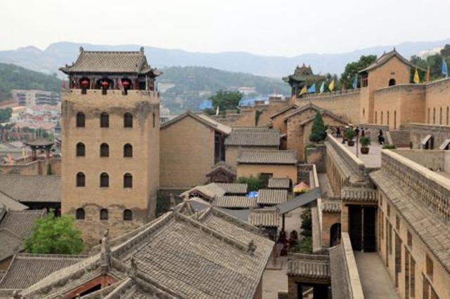 Top 10 Manor in China-Shanxi Huangcheng Xiangfu