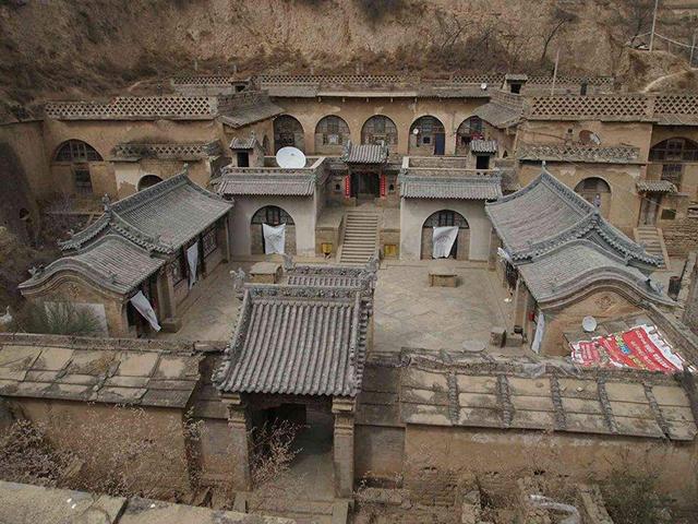 Top 10 Manor in China-Shanxi Jiang's Manor