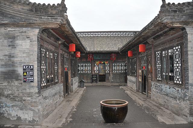Top 10 Manor in China-Shanxi Wang Family Courtyard