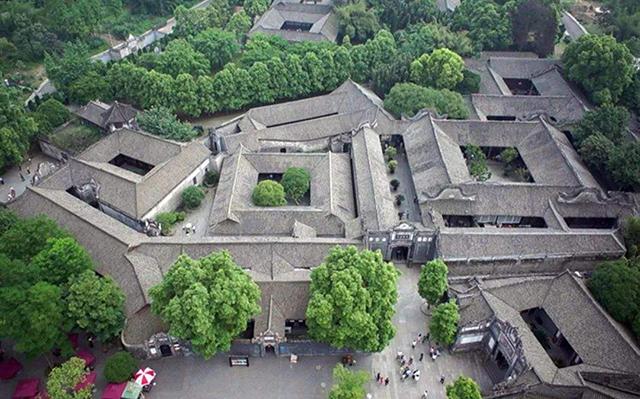 Top 10 Manor in China-Sichuan Liu's Manor