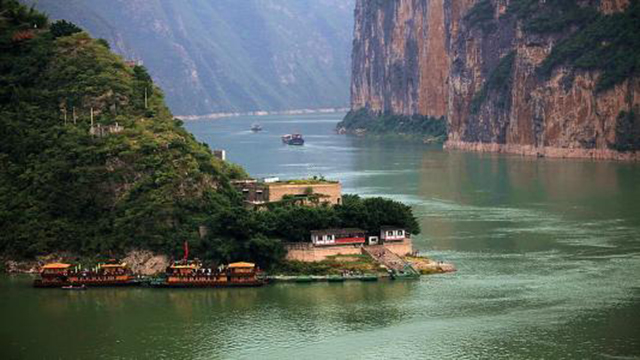 Top 10 Most Famous Rivers in China-The Lancang River