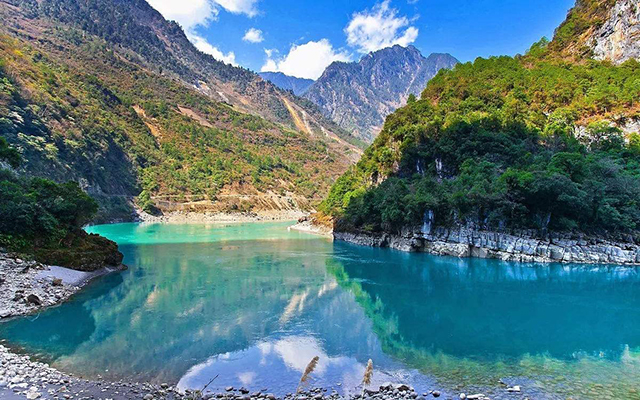 Top 10 Most Famous Rivers in China-The Nu River