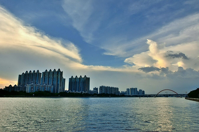 Top 10 Most Famous Rivers in China-The Pearl River