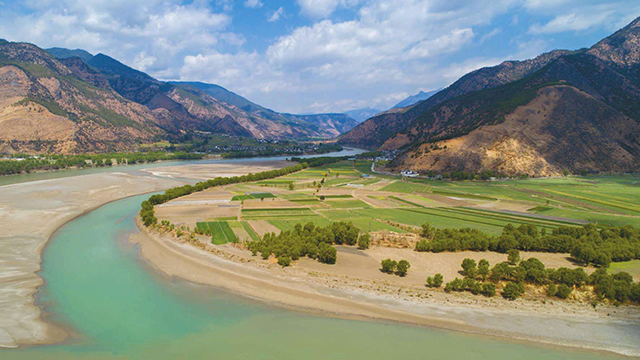Top 10 Most Famous Rivers in China-The Yangtze River