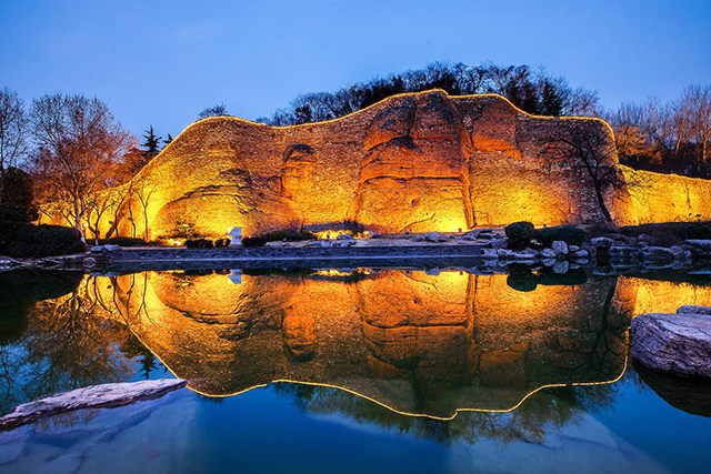 China's Top 10 in The World-The world's largest city wall—Ningjing Stone Gate City in Ming Dynasty