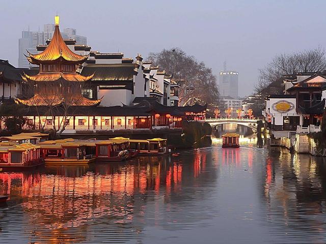 Landmark Buildings in China's Top 10 Cities