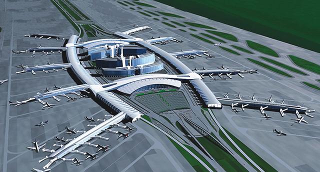 Top 10 Airports In China-Guangzhou Baiyun International Airport