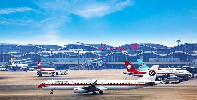 Top 10 Airports In China-Hangzhou Xiaoshan International Airport