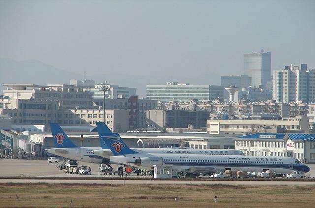 Top 10 Airports In China-Kunming Wujiaba International Airport