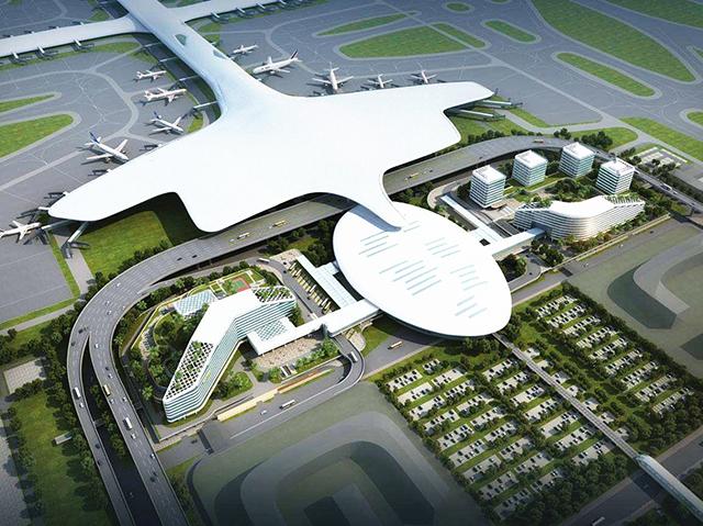 Top 10 Airports In China-Shenzhen Baoan International airport