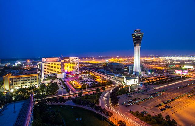 Top 10 Airports In China-Xi'an Xianyang International Airport
