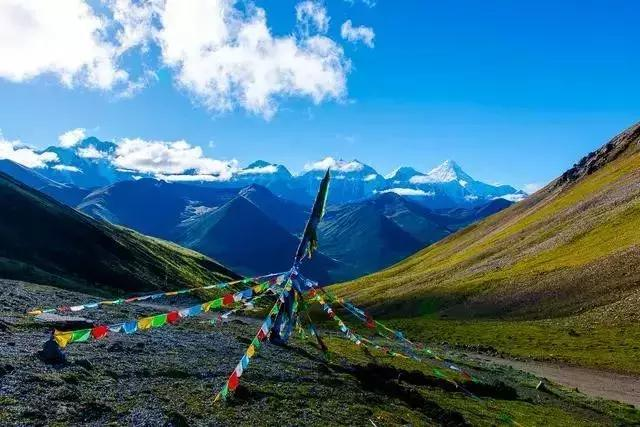 Top 10 Most Beautiful Snow Mountains in China-Gongga Snow Mountain