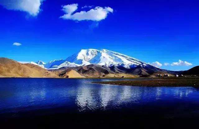 Top 10 Most Beautiful Snow Mountains in China-Muztag