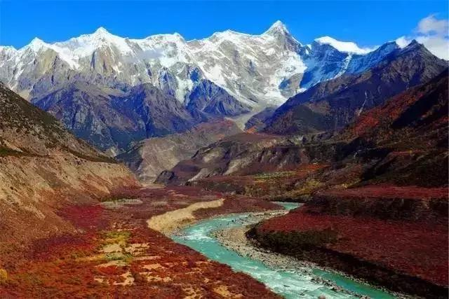 Top 10 Most Beautiful Snow Mountains in China-Nanga Bawa