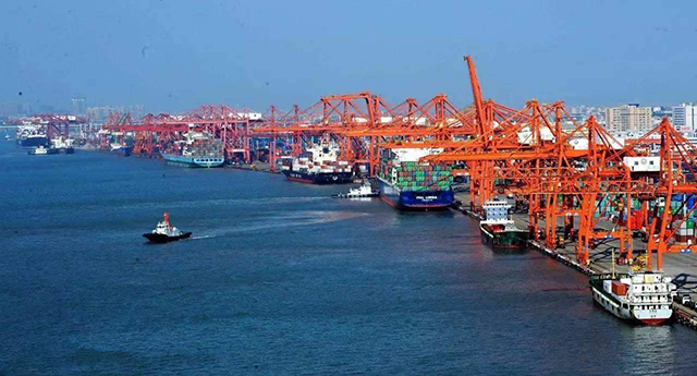 Top 10 Ports in China-Tangshan Port
