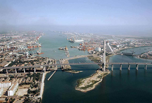 Top 10 Ports in China-Tianjin Port