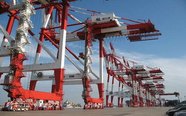 Top 10 Ports in China-Yingkou Port
