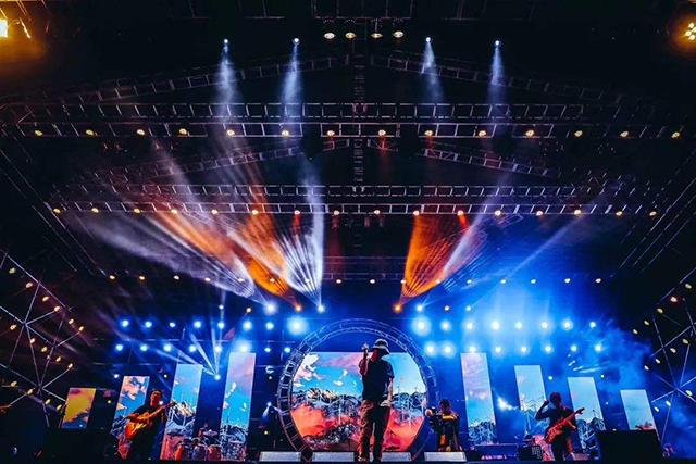 Top 10 Famous Music Festivals in China-Evergrande Starlight Festival
