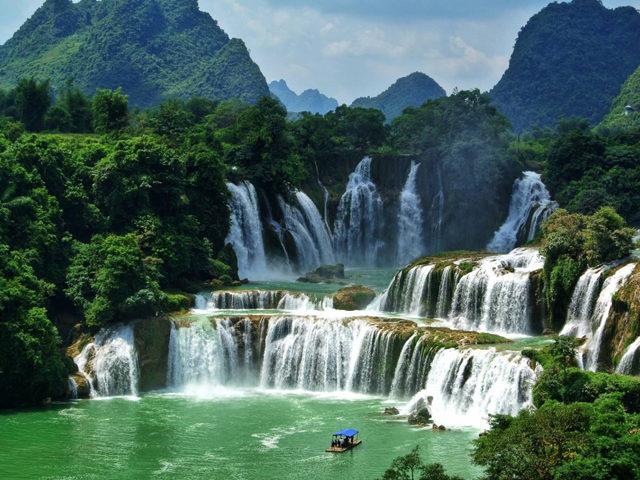 China's Top Ten Waterfalls