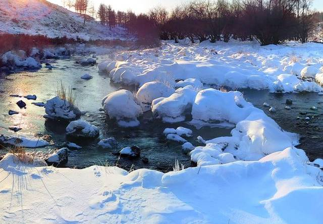 Top 10 Snow Scenes in China-Aershan