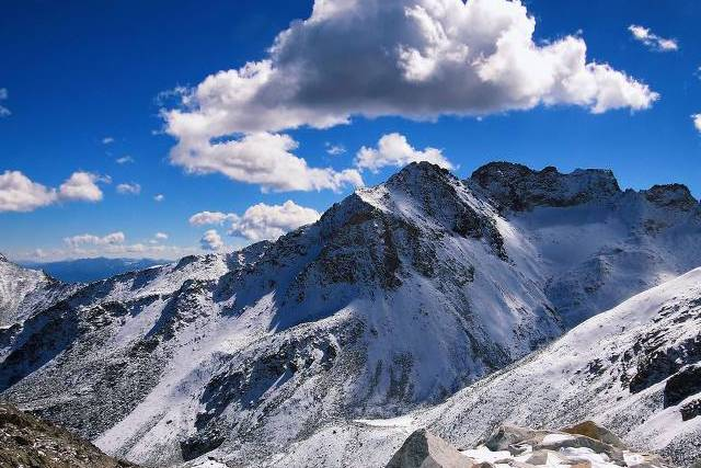 Top 10 Snow Scenes in China-Dagu Iceberg