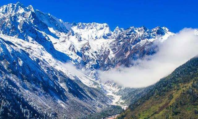 Top 10 Snow Scenes in China-Hailuogou