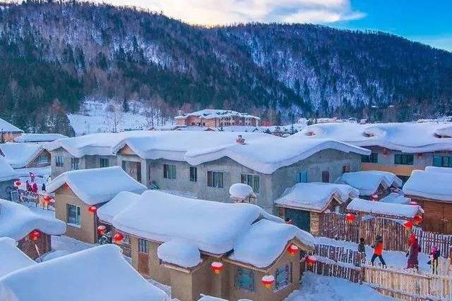 Top 10 Snow Scenes in China-Heilongjiang Xuexiang