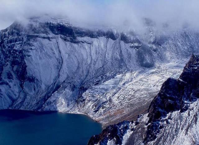 Top 10 Snow Scenes in China-Jilin Changbai Mountain
