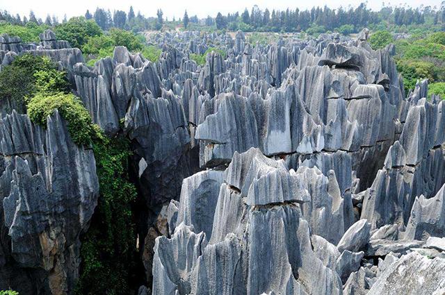 China's Four Natural Wonders-Yunnan Shilin