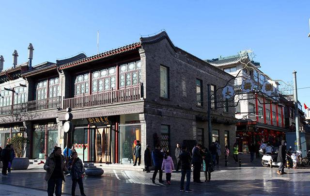 Top 10 Ancient Street in Beijing-Dashilan and Xinqianmen Street