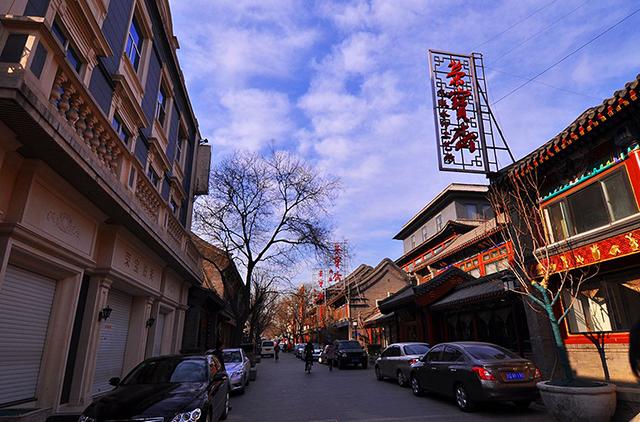 Top 10 Ancient Street in Beijing-Liulichang Ancient Culture Street