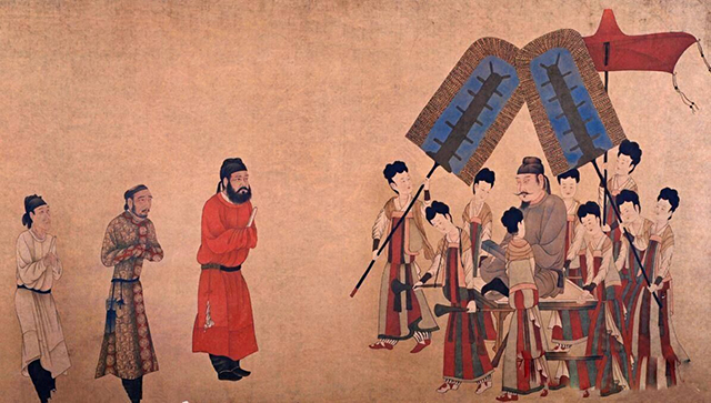 Top 10 Prime Ministers Of The Tang Dynasty