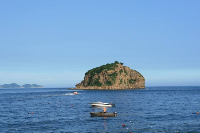 Top 10 Sea Sacred Places In China-Dalian Bangchui Island
