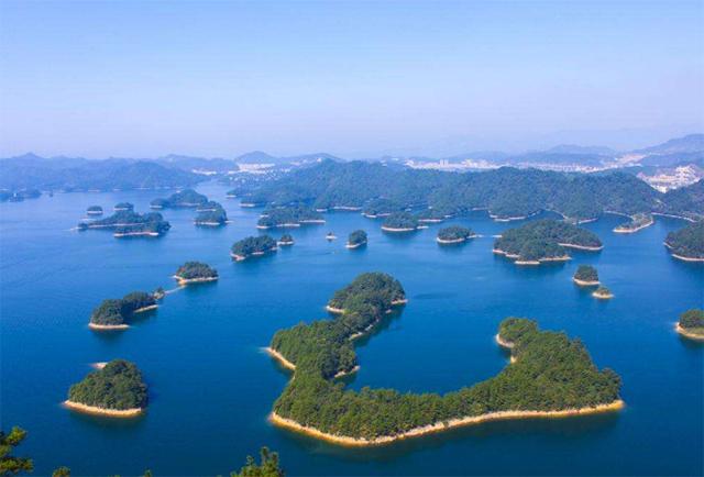 Top 10 Tourist Attractions In Hangzhou-Qiandao Lake