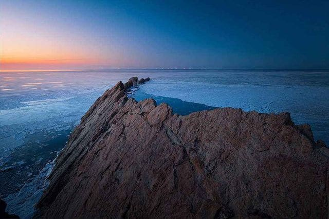 Four Seas Of China-Bohai Sea