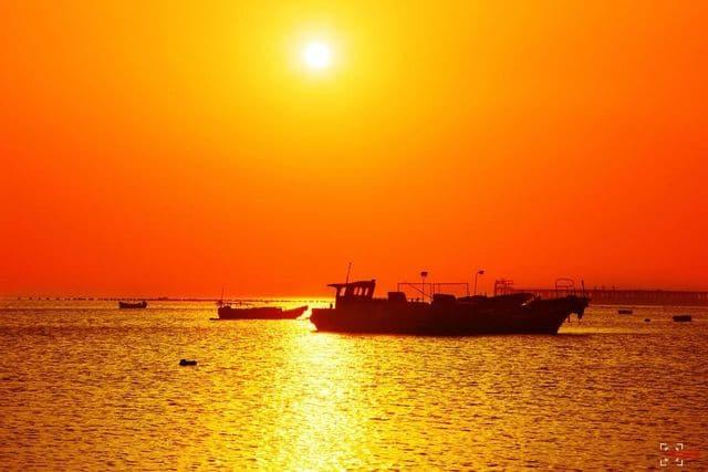 Four Seas Of China-East China Sea