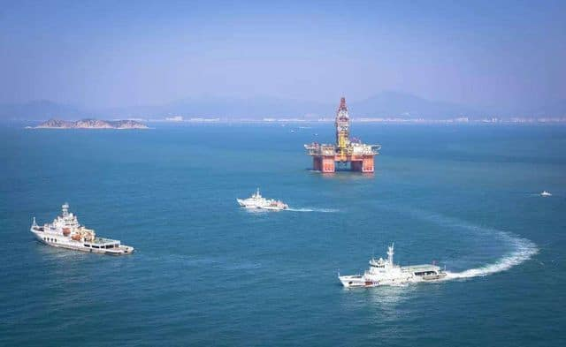 Four Seas Of China-South China Sea