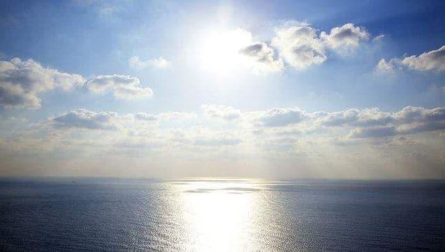 Four Seas Of China-Yellow sea